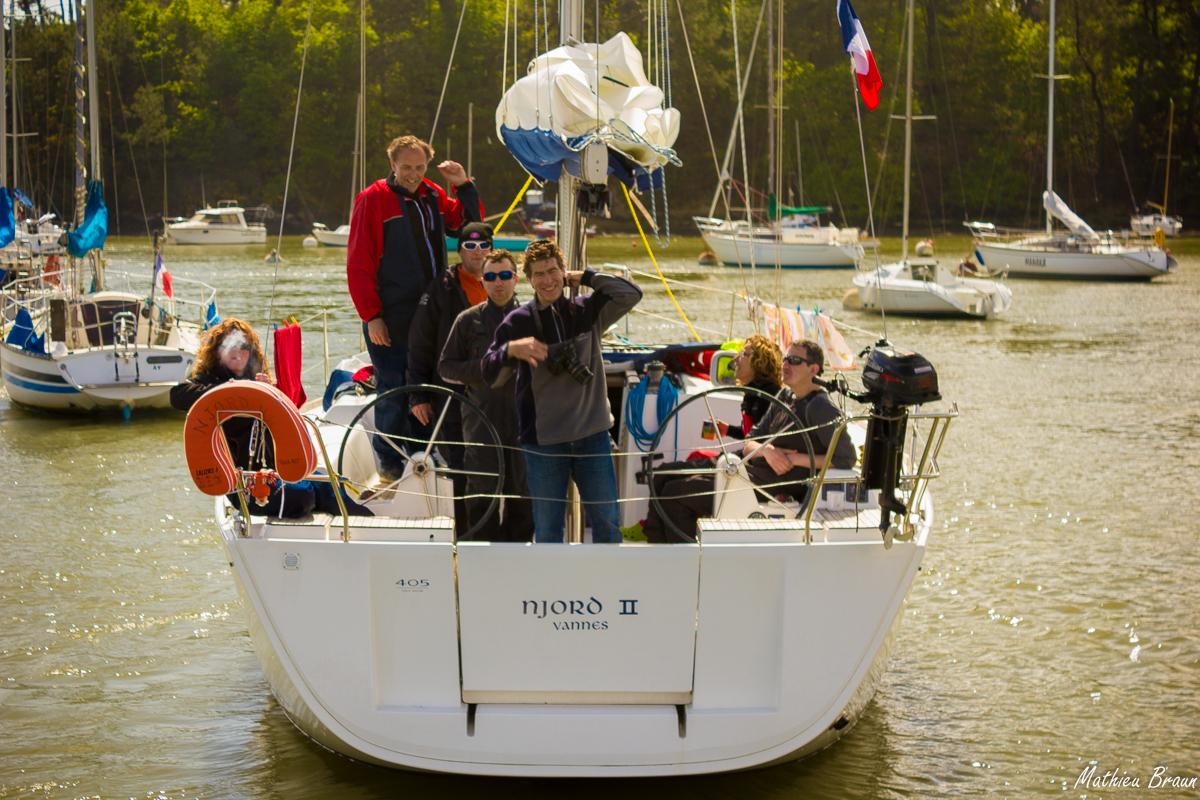 L'équipage de Njord