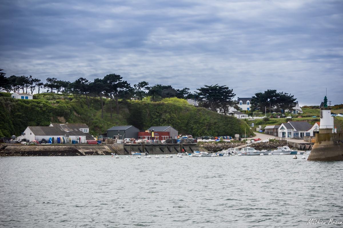 Le port de Houat