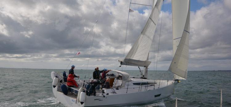 Croisière dans le Morbihan du 30 mai au 2 juin, ou du 1er au 6 juin