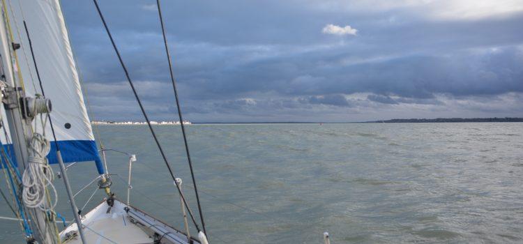 Navigations du weekend