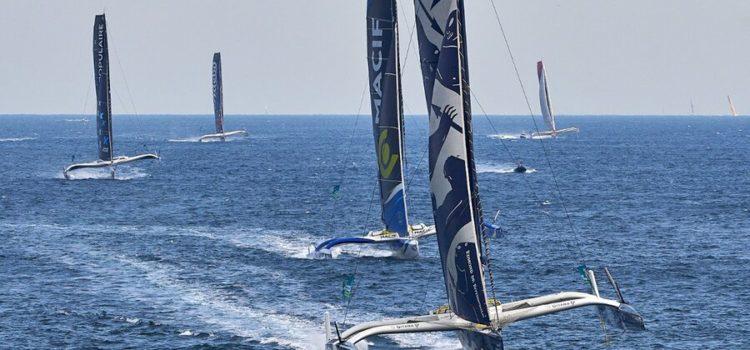Résumé de la Brest Atlantique (vidéo)